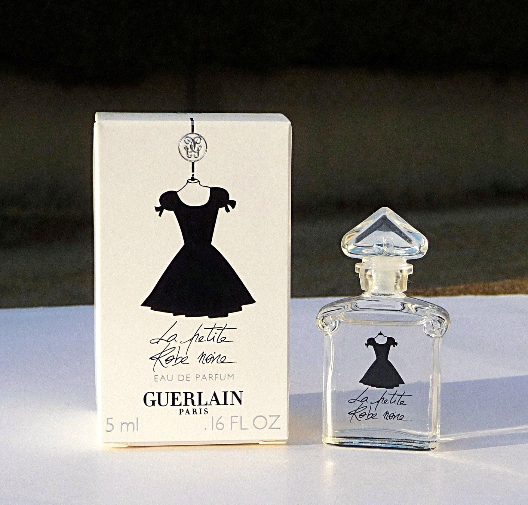 Guerlain La Petite Robe Noire Miniatures Collectionsautourduparfum Par Annick Augu