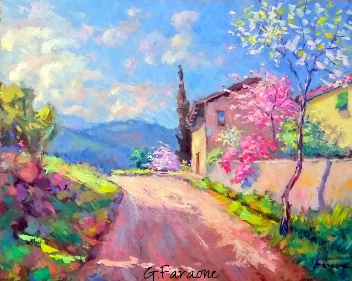 Paesaggi dipinti - Giuseppe Faraone
