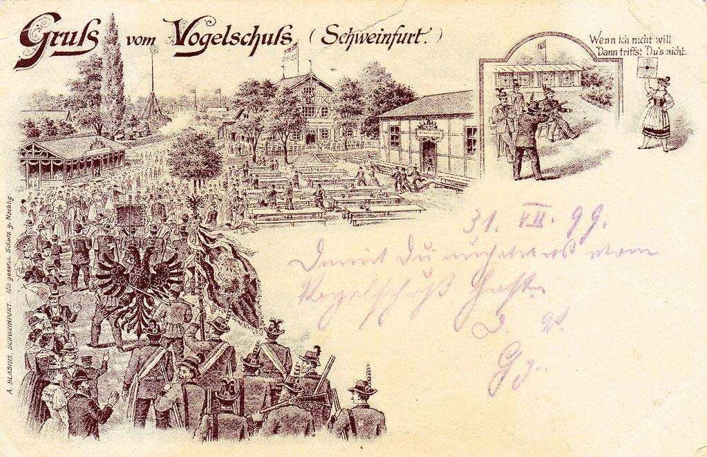 Schweinfurt Vogelschuß - Schweinfurtführer - Ein Führer durch ...