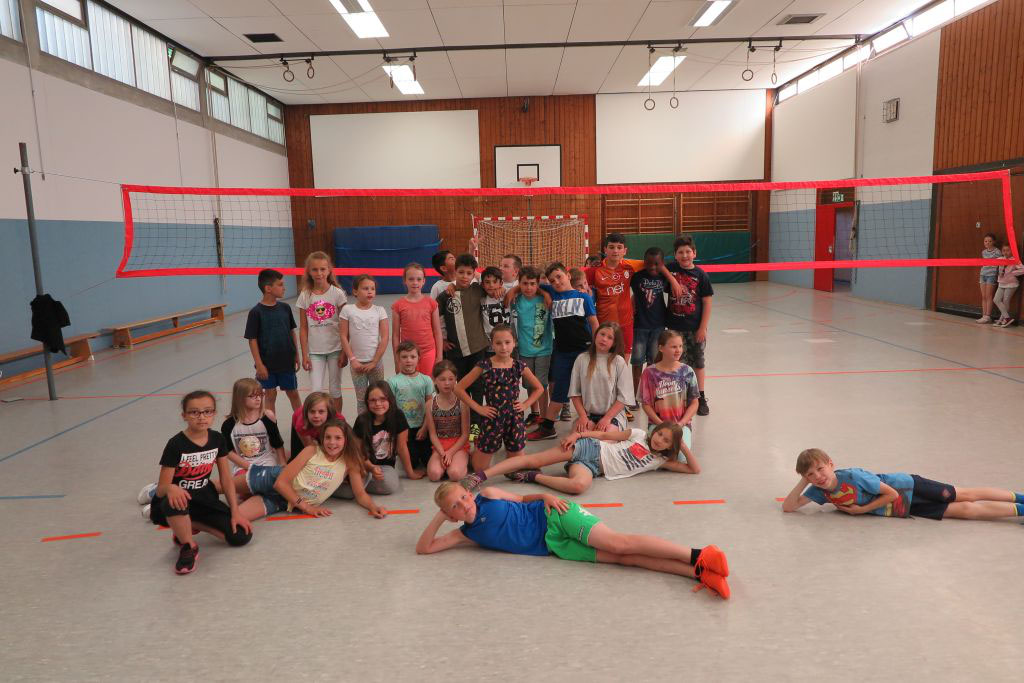 Bunte Grundschule Wolfsburg Abteilung Detmerode Volleyball ...