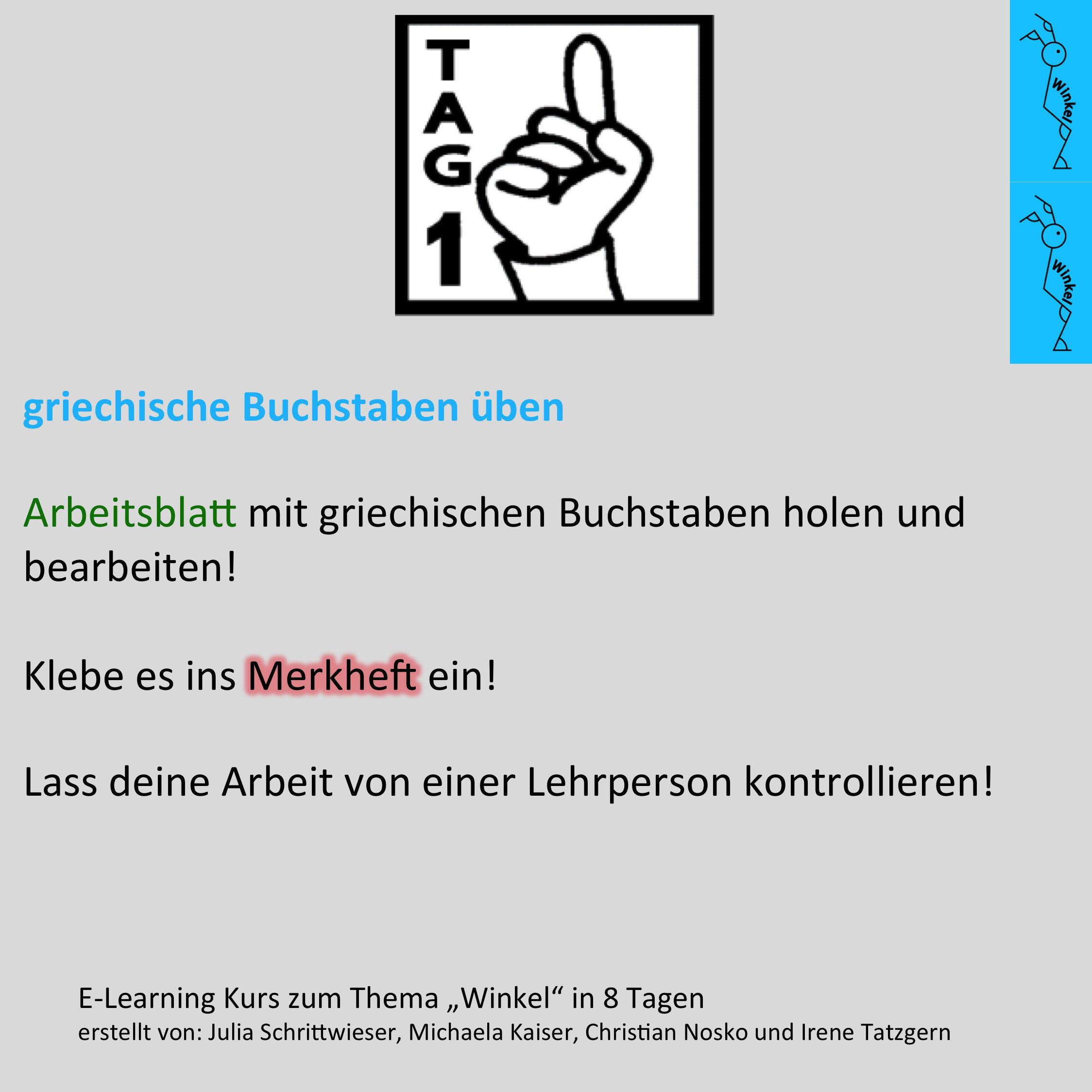 Willi Winkel - E-Learning Programm - millislernbar