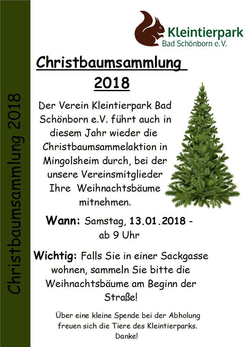 Berichte 2017 Kleintierpark Bad Schonborn E V