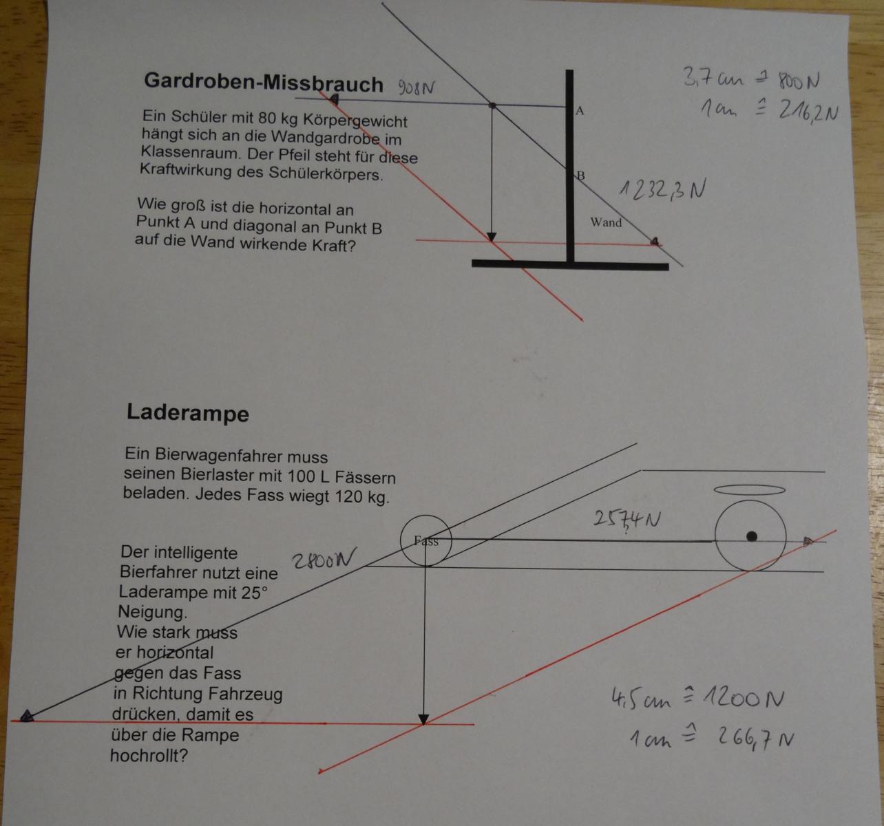 Physik 8. Klasse - Naturwissenschaften an der Kopernikusschule ...