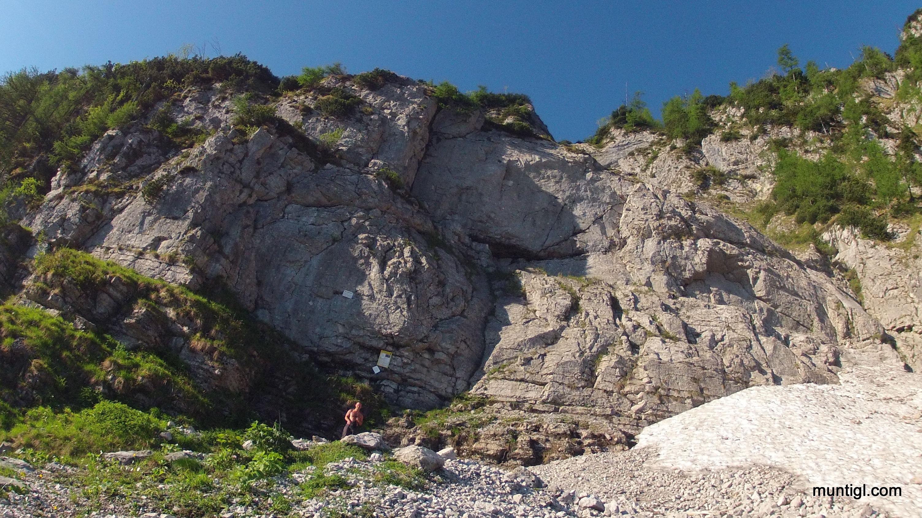 Pidinger Klettersteig : Pidinger klettersteig muntigl