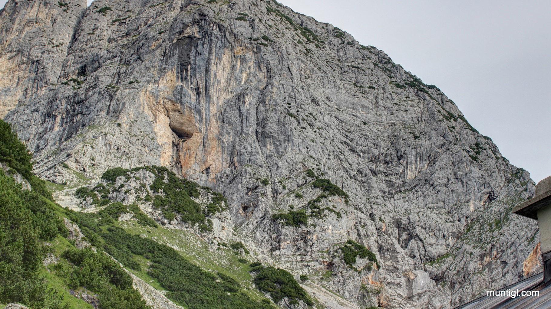Klettersteig Hochthron : Berchtesgadner hochthron klettersteig muntigl.com