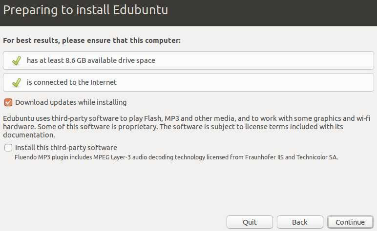 Edubuntu Tutorials - Linux - A New Beginning - Migrating to