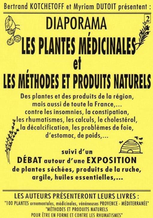 Methodes Et Produits Naturels Nature Sante Provence