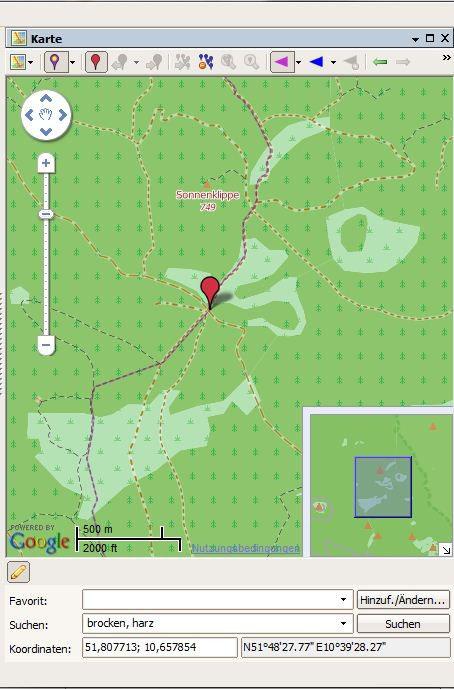 Koordinaten Karte.Geotagging Fotos Manuell Mit Gps Koordinaten Versehen Geocaching