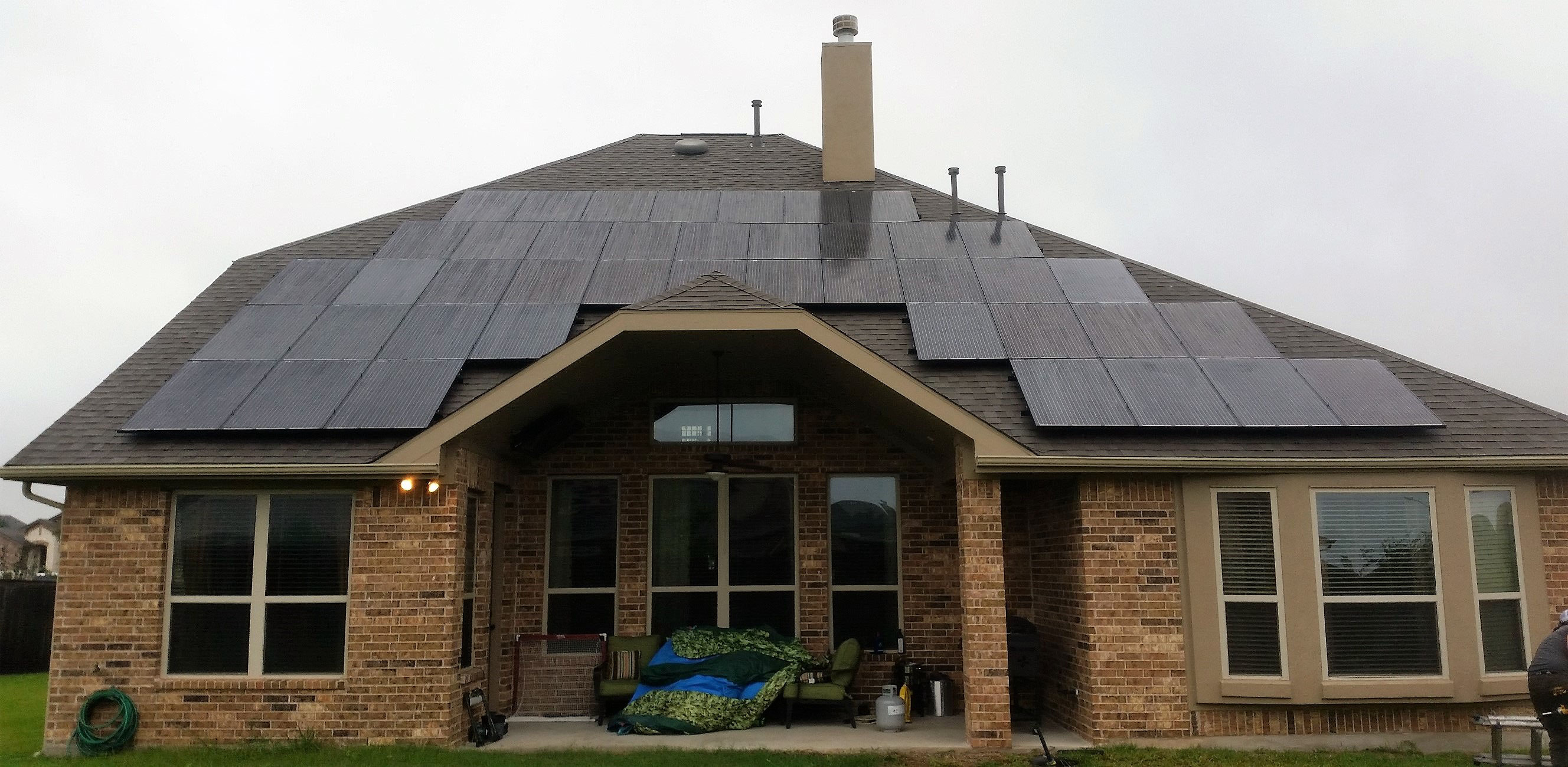 Residential Solar - PV Panels and Solar Power for Central Texas