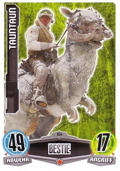 Bestie NEXU Kreatur Force Attax Movie Cards 1 163