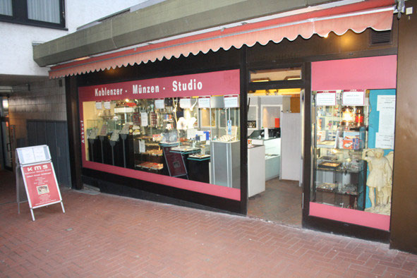 Kms Koblenzer Münzen Studio Frank Maurer Ankauf Verkauf Von