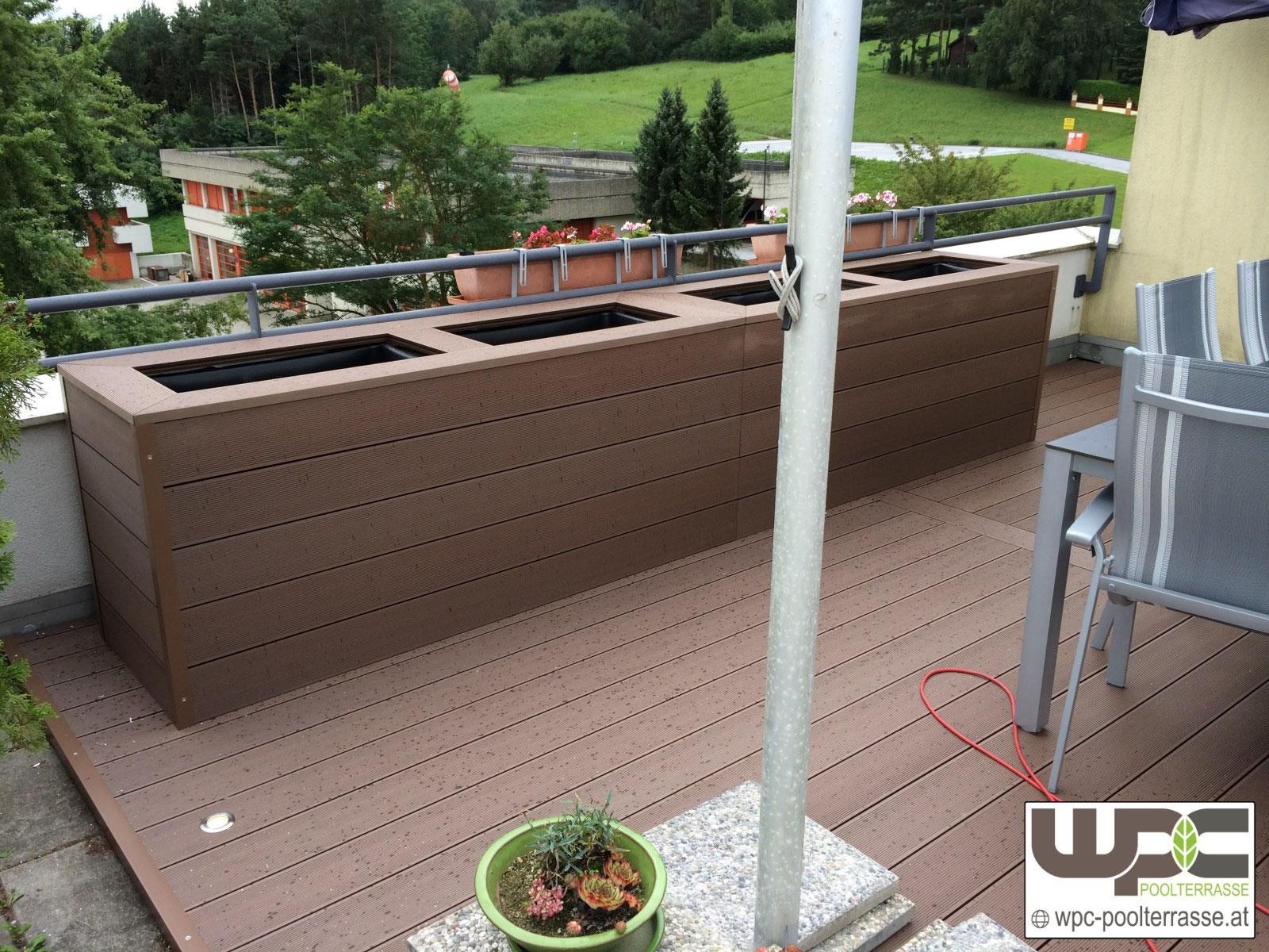 Bambus Bpc Wpc Projekte Aktuell Wpc Poolterrasse Adorjan