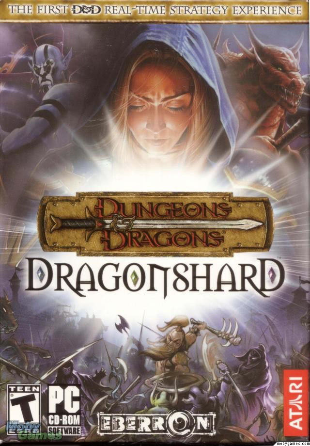 Dungeons & Dragons: Dragonshard - Ultimate History of Video games