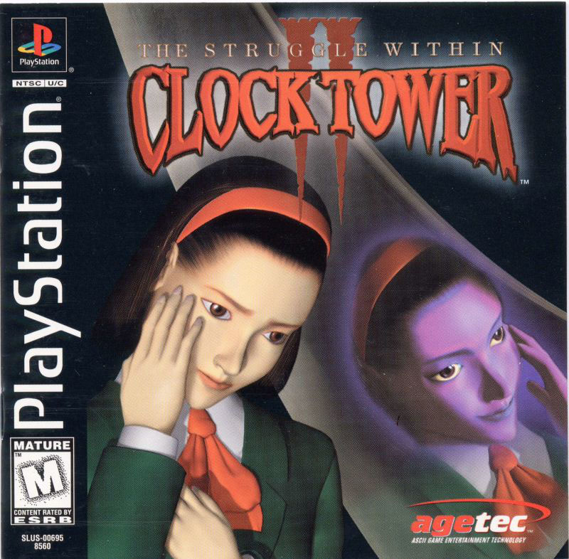 Image result for the struggle within clock tower