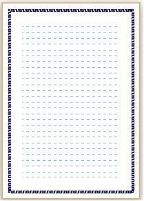 簡単な便箋の作り方 Sny Imajo Pcclass ページ