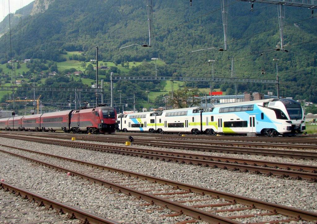 In Drei Wochen Startet Die Neue Westbahn Von Wien Salzburg