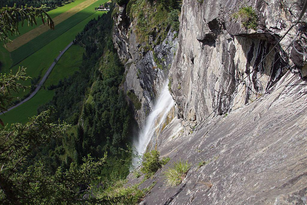 Klettersteig Fallbach : Fallbach klettersteig bergtouren und schitouren in kärnten