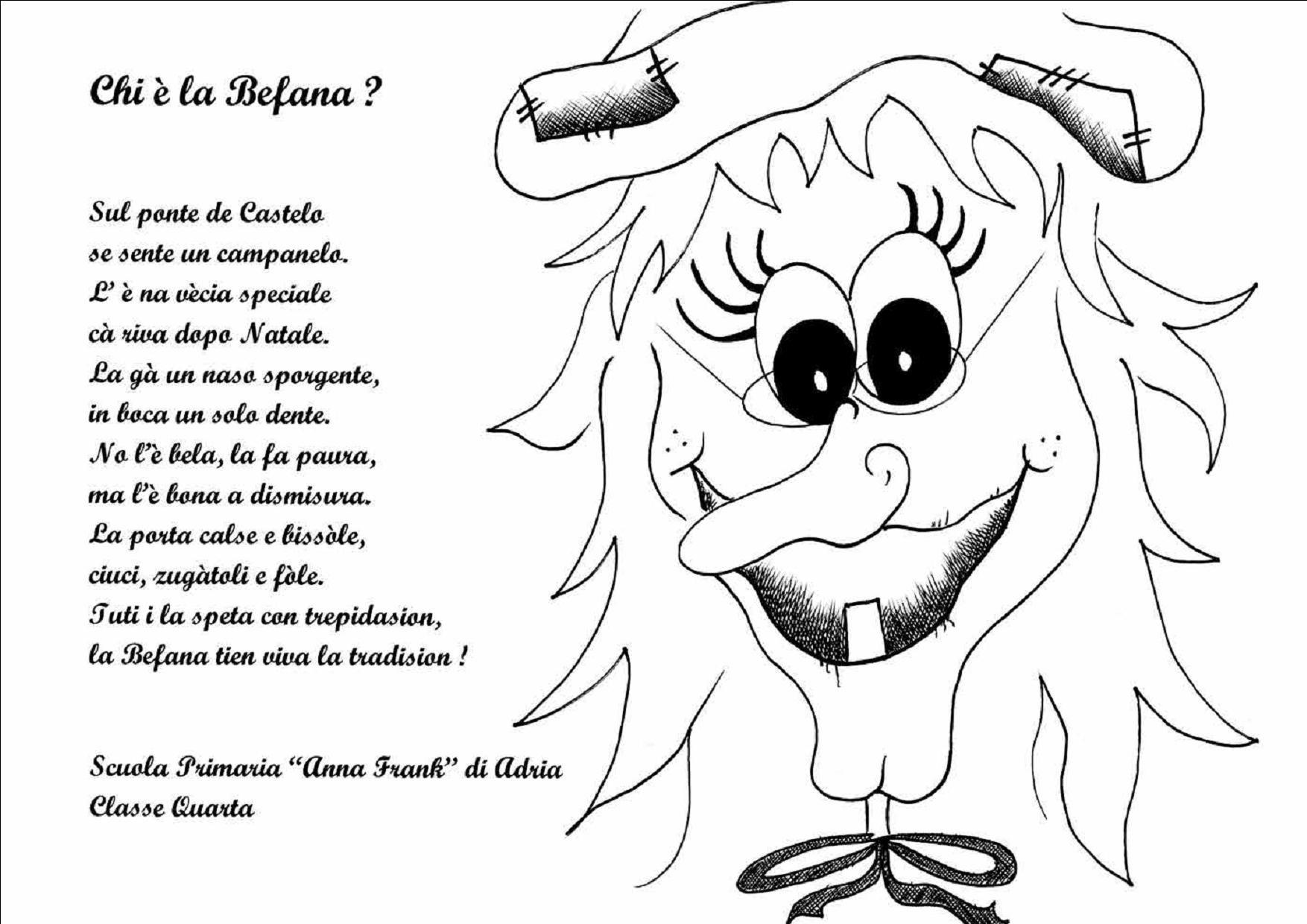 Il Libretto Della Befana Benvenuti Sul Sito Della Befana Di Adria