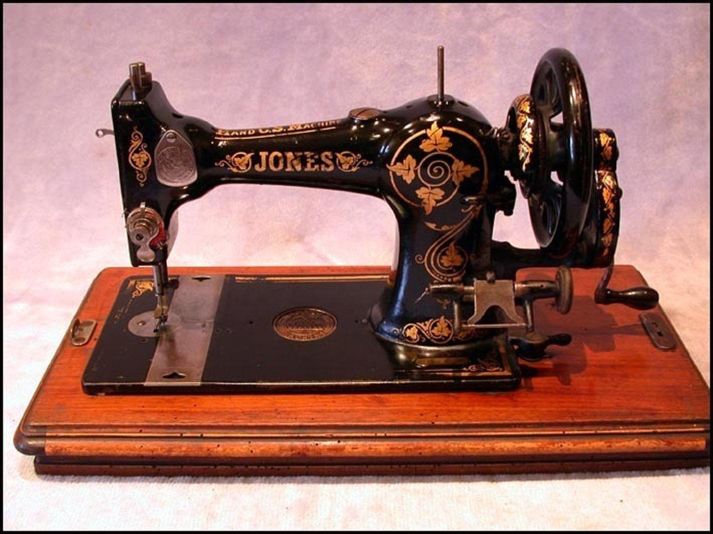 Jones Family Cs Machines Part 1