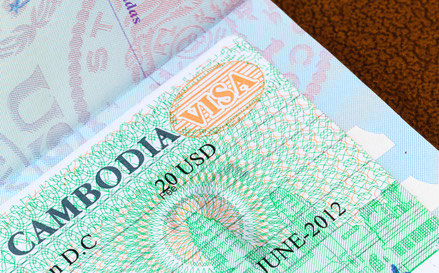 Visum für Kambodscha & Einreisebestimmungen - Kambodscha