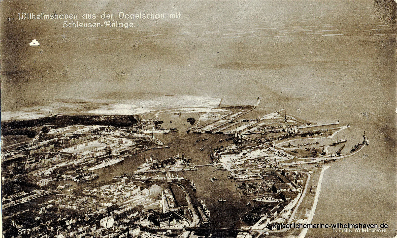 "Resultado de imagen de Wilhelmshaven 1914"""