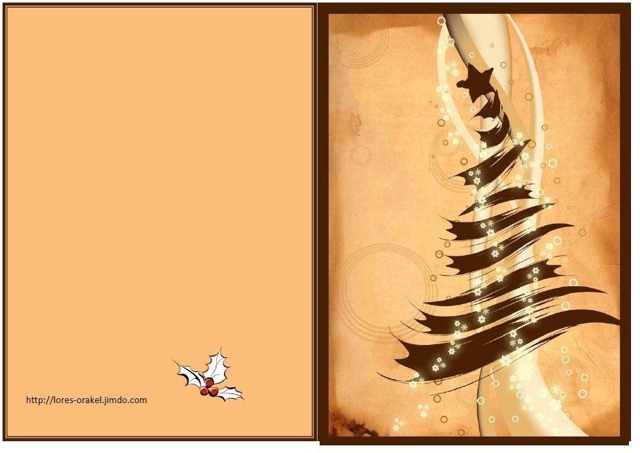 Weihnachtskarten Freeware.Weihnachtskarten Kostenlos Ausdrucken Lores Orakel Esoterik Und