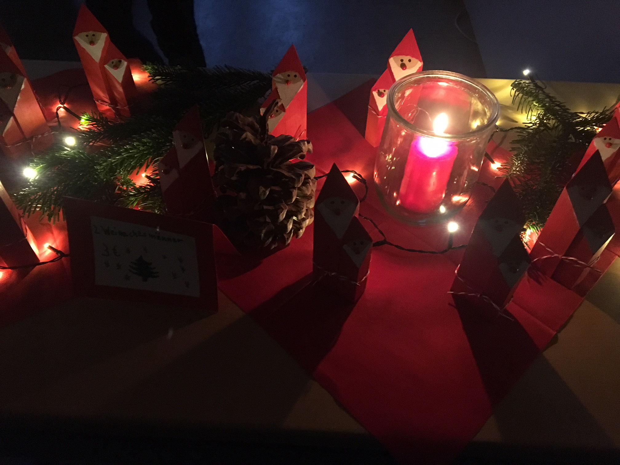 Ideen Weihnachtsfeier 3 Klasse.Unsere Aktion Rettet Den Freundeskreis Grundschule Rastede Kleibrok