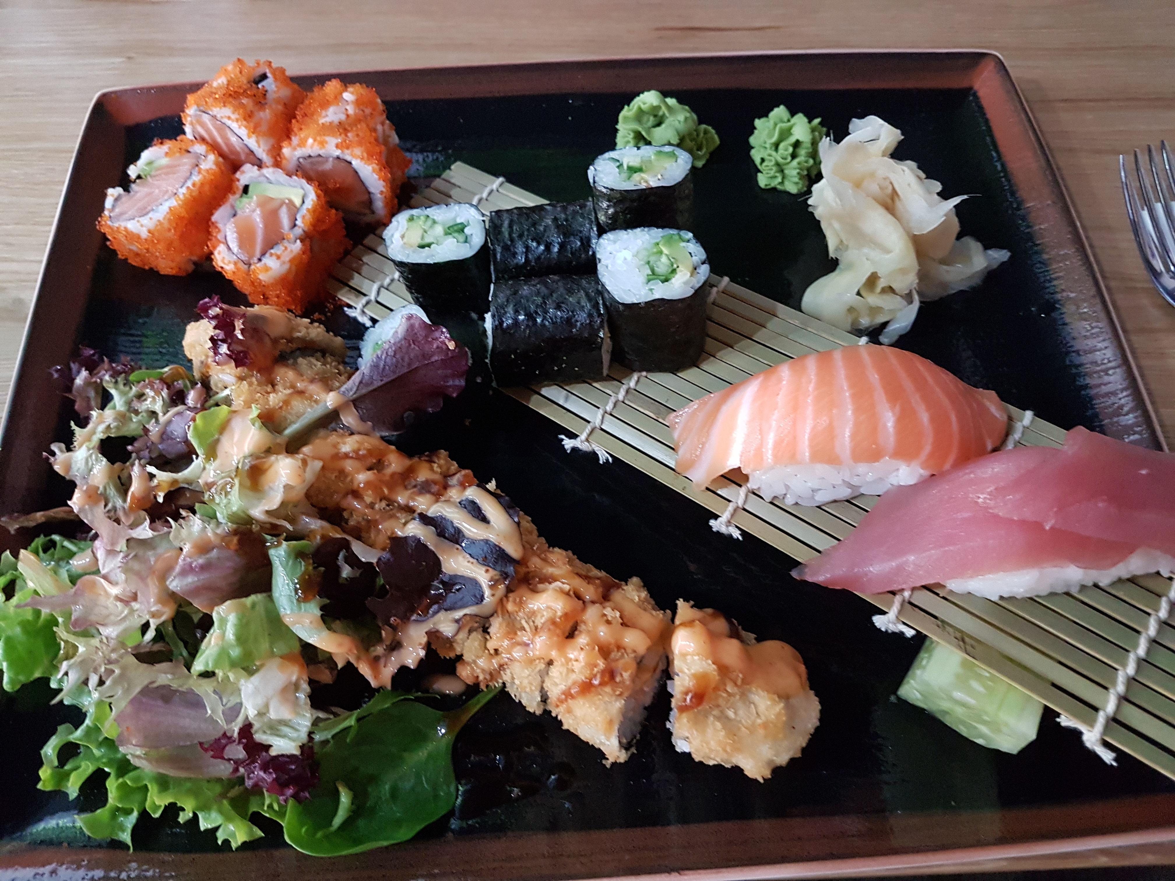 Asiatisch Karlsruhe Kulinarische Vielfalt Restauranttest In