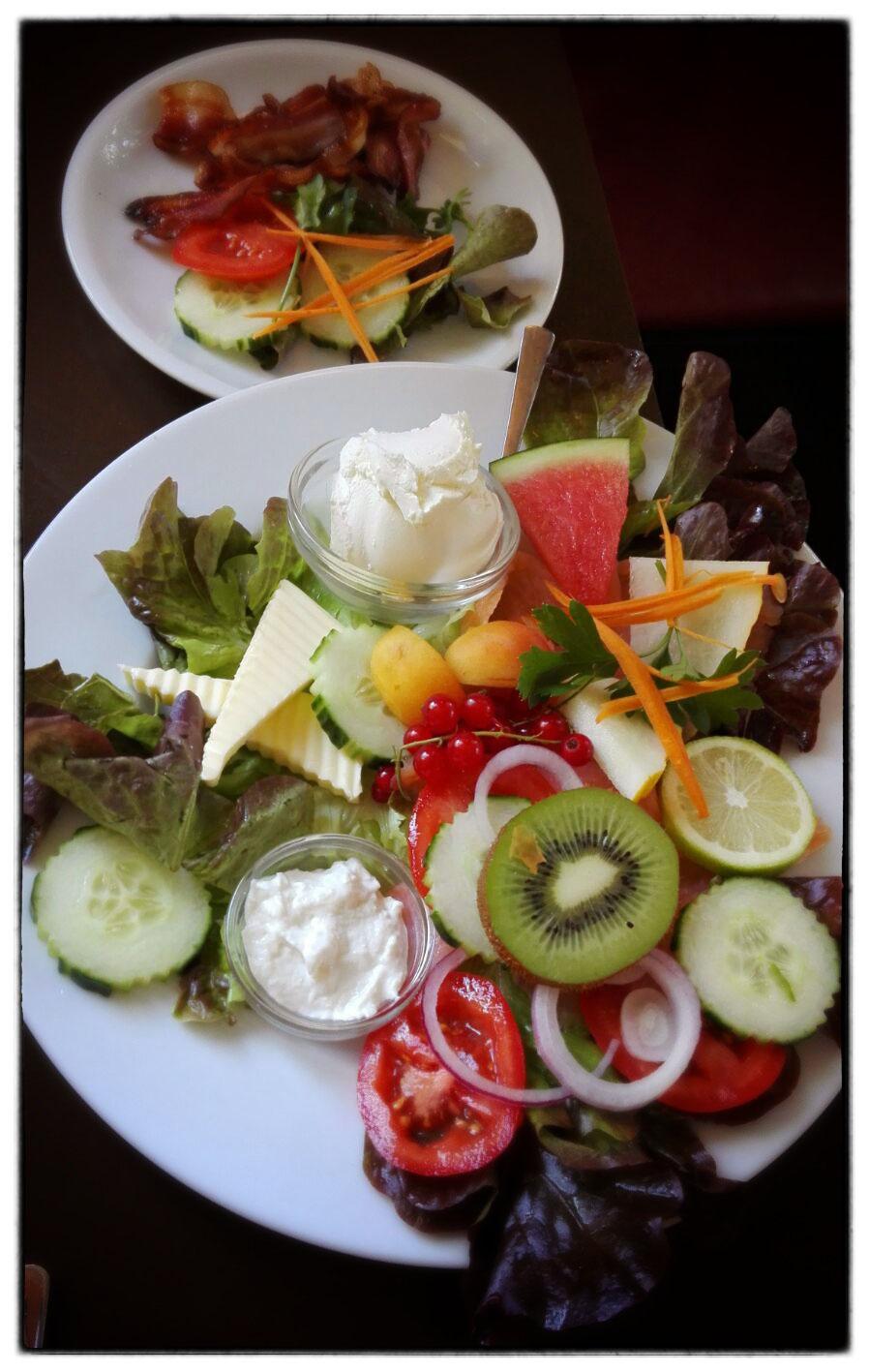Café Palaver Karlsruhe Kulinarische Vielfalt Restauranttest In