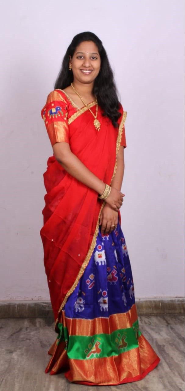 Reddy Female - Pavani Marriage Bureau