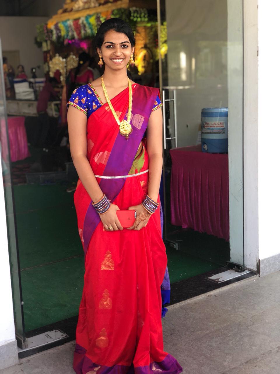 Contact - Pavani Marriage Bureau