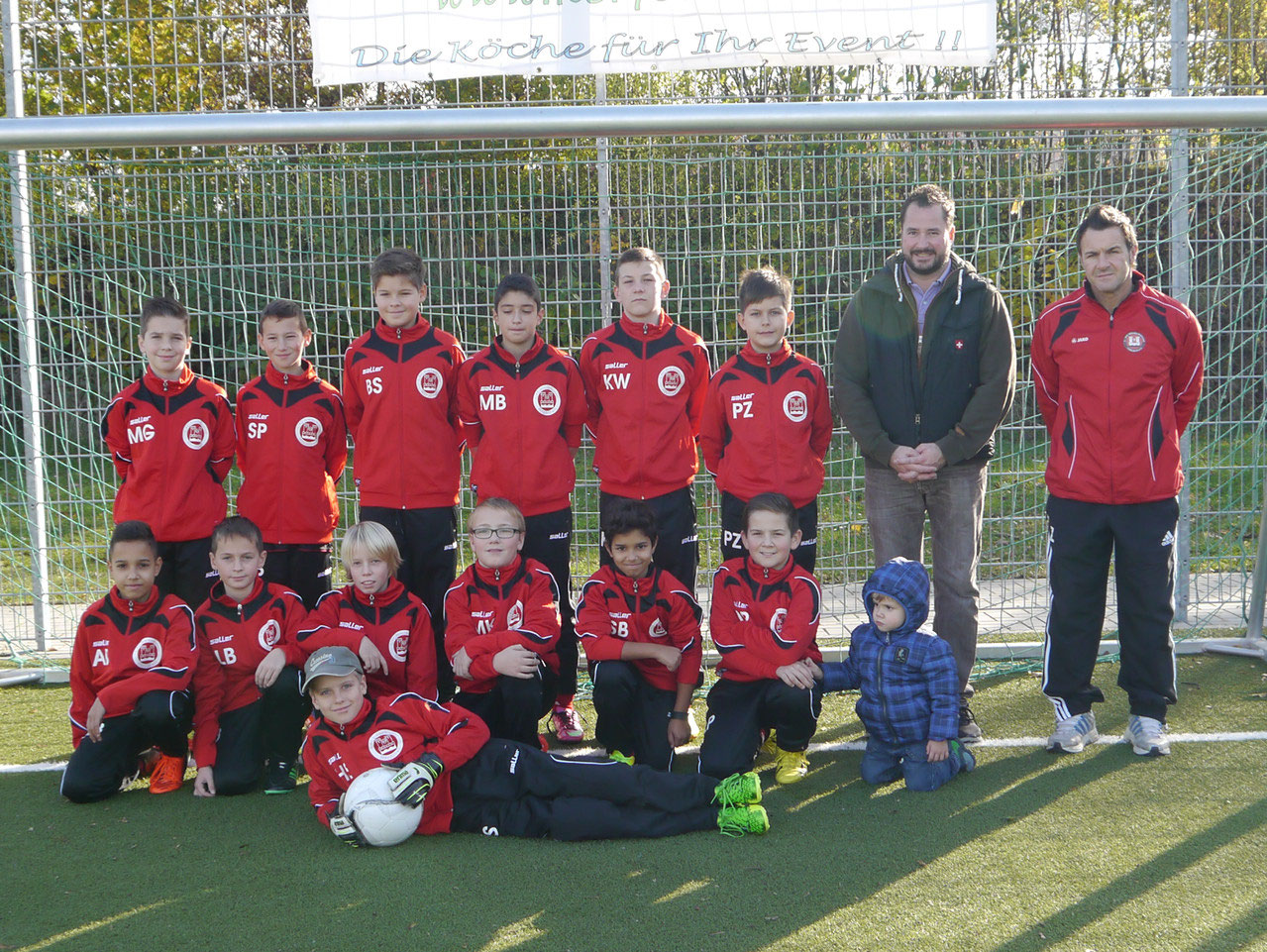 D3-Junioren (U13) Saison 2013/14 - 1. FC Niederkassel 1920/2010 e.V.