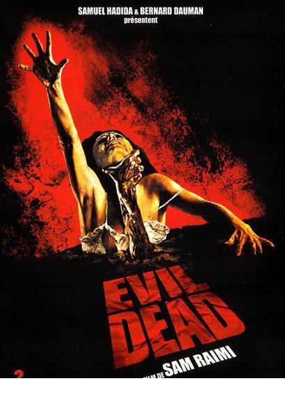 EVIL DEAD - Horror-ScaryWeb com