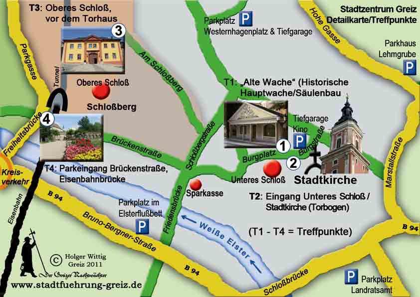 Treffpunkte - www.greiz-tourist.de
