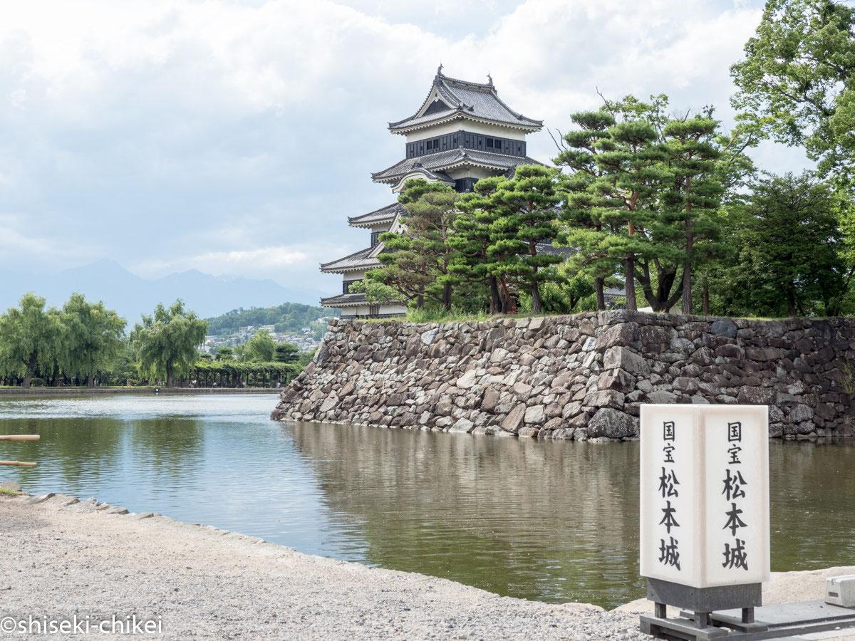 信濃国 松本藩 - 全国史跡巡りと...
