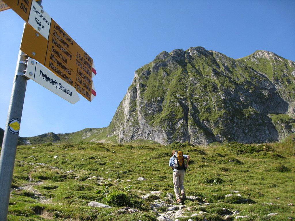 Klettersteig Gantrisch : Klettersteig gantrisch m berner alpen schweiz olli