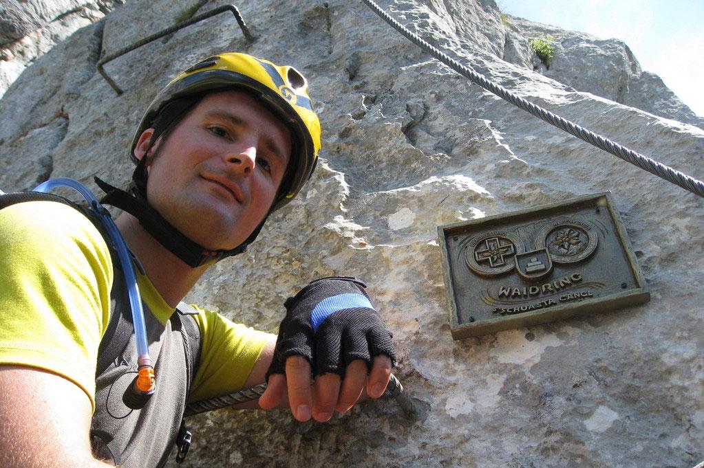 Klettersteig Quebec : Klettersteig schuasta gangl olli outdoor travelling