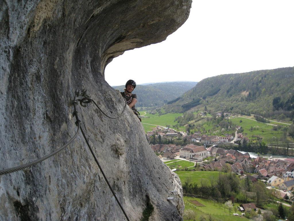 Klettersteig Chamonix : Klettersteig la roche du mont olli outdoor travelling