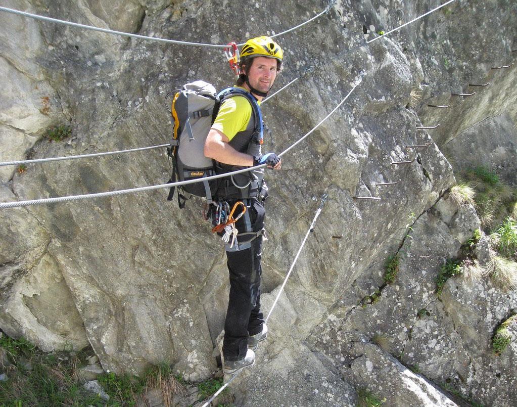 Klettersteig Quebec : Klettersteig aletsch olli outdoor travelling photography