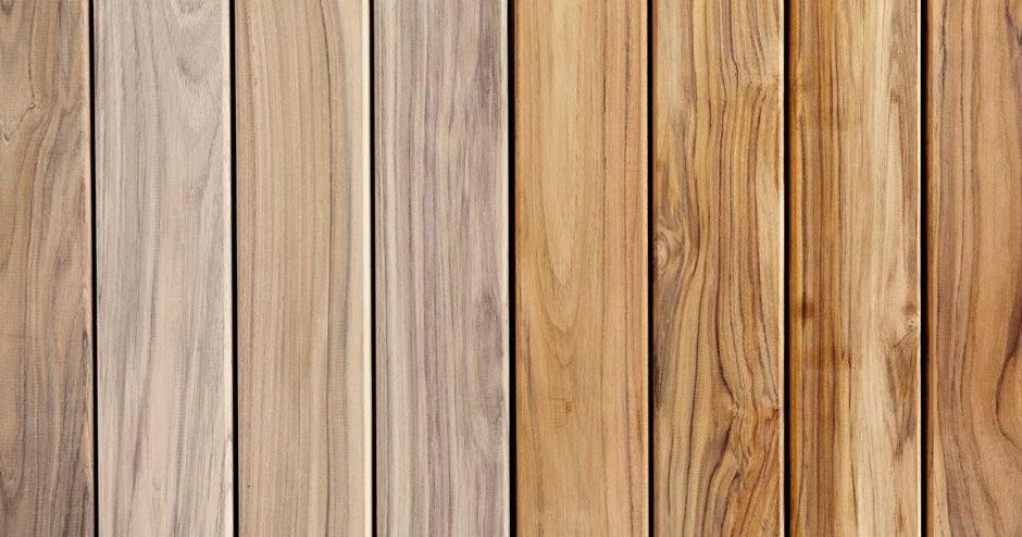 Vergrautes Holz Im Aussenbereich Reinigen Und Auffrischen Holz