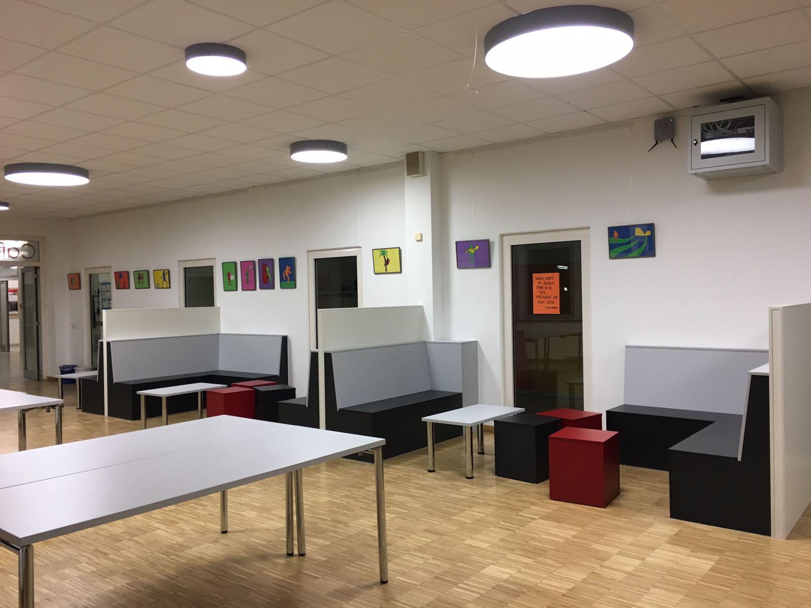 Neuer Fußboden Modernisierung ~ Modernisierung u fitness club ringwiese