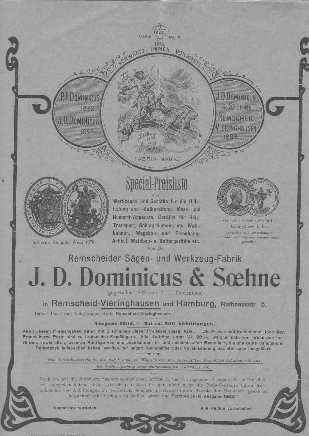 huge discount aa88e 3887a Katalog 1902   W.Jordan