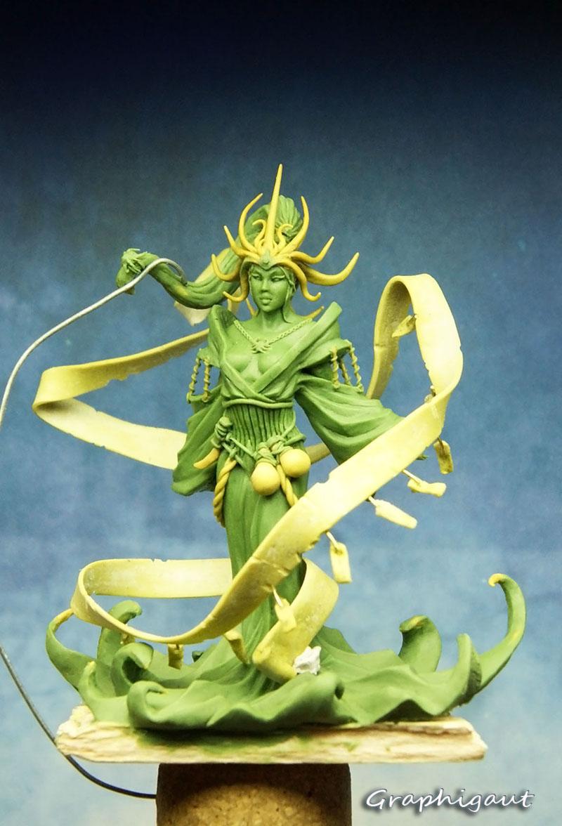 BLACK SUN miniatures - Graphigaut: Figuriniste, Sculpteur et