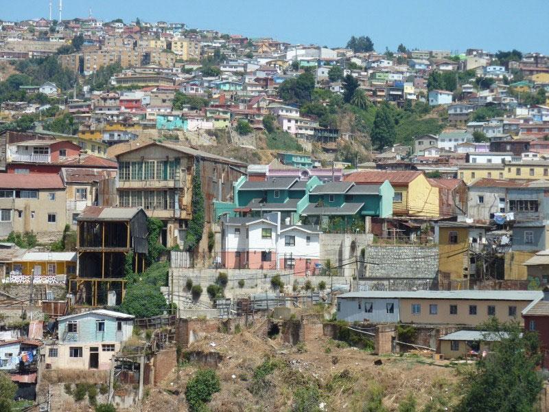 Valparaiso und Santiago (3. – 10. Januar 2013) - reisewombats Webseite!