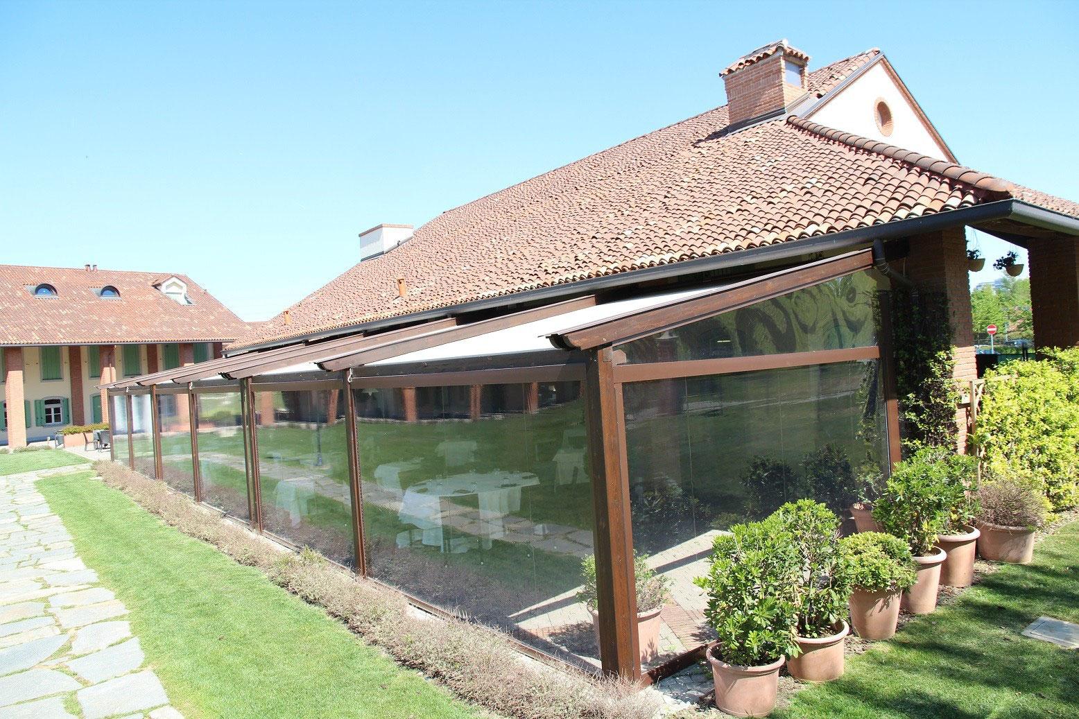 Faszinierend Sonnenschutz Dachterrasse Beste Wahl Für Gastronomie Kann Auch Eine Werbedruck Erfolgen.