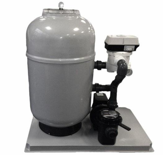 Häufig Filteranlagen mit Quarzsand oder AFM-Glassand - AQUA-NOVA VZ04