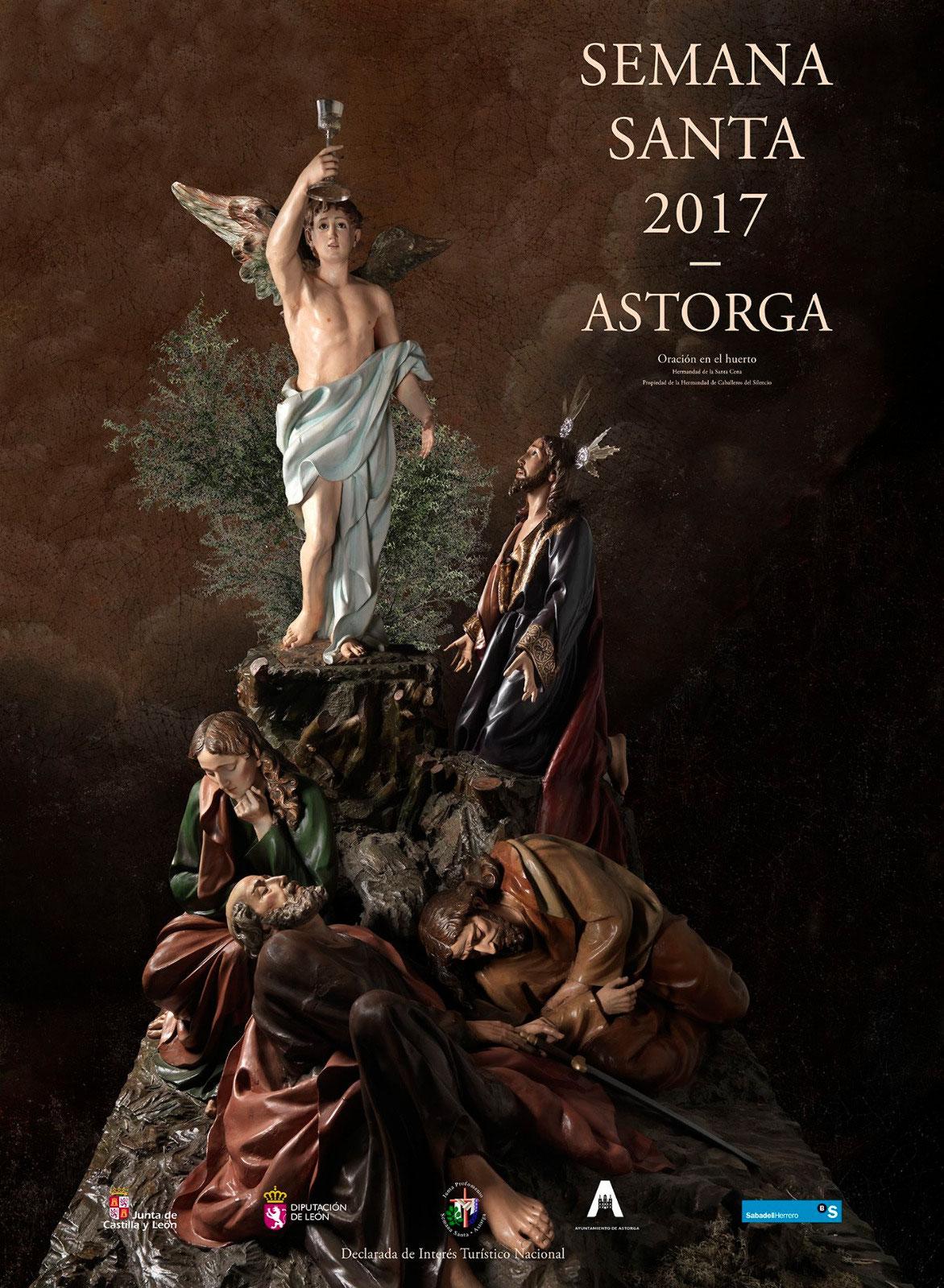 Presentacion Del Cartel De La Semana Santa De Astorga 2017 Pagina