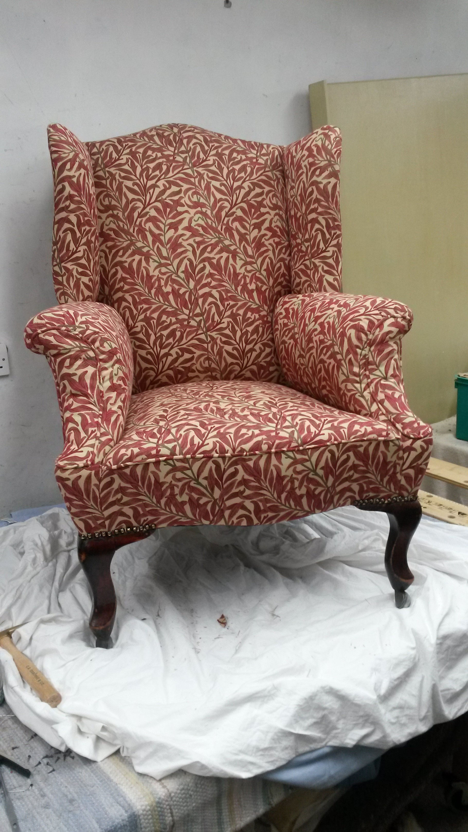 ARCHIVE - Sarah Jane Hemsley Upholstery - Traditional Upholstery ...