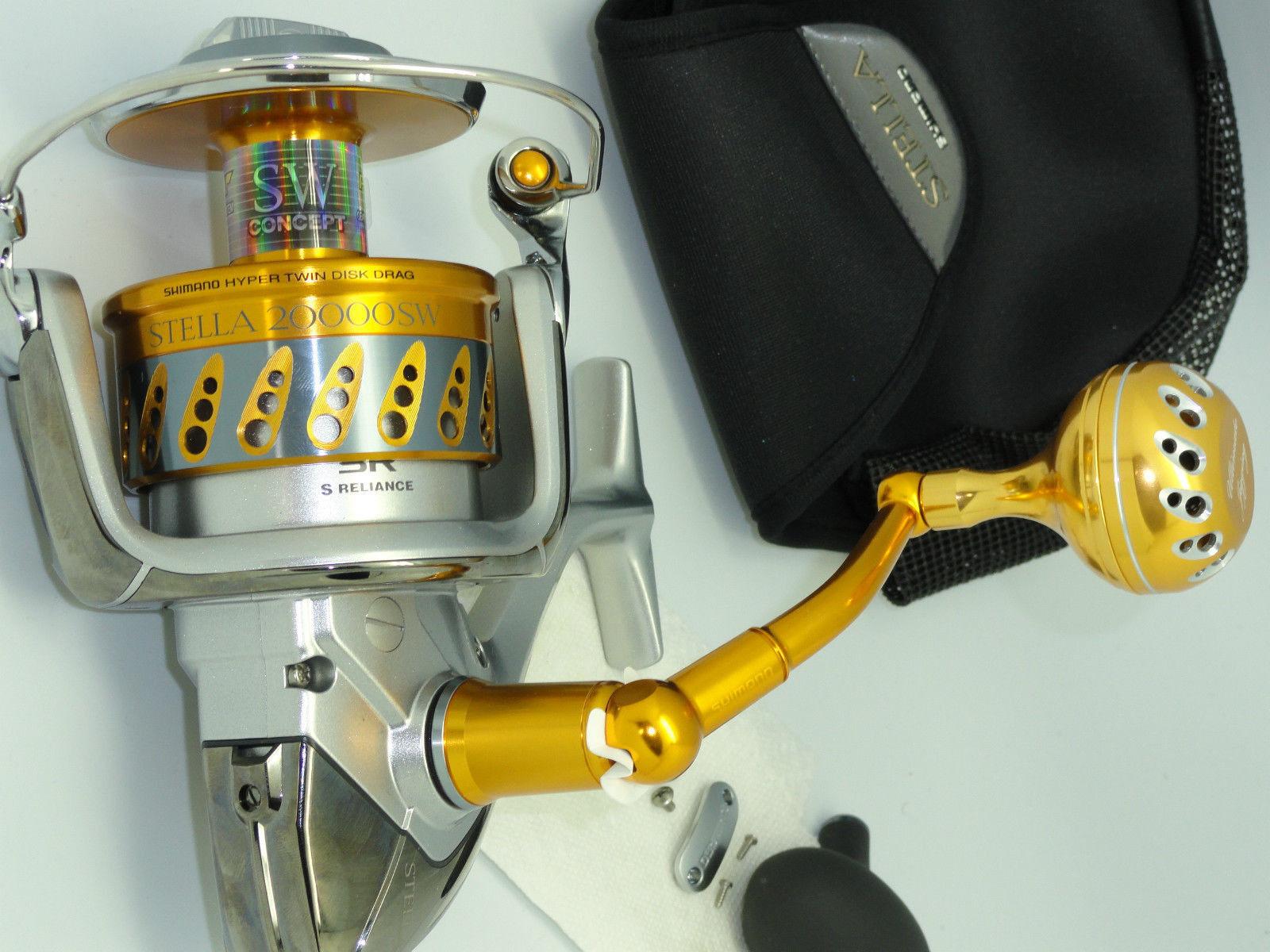 UJ 45mm Reel Knob Installation & Examples - PBM Fishing
