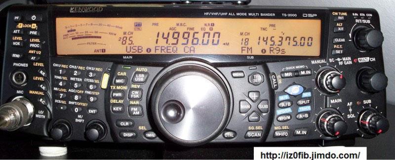 La radio più versatile e discussa - IZ0FIB recensioni mod radio